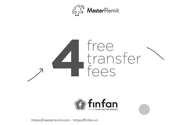 Free for first transactions for the money transfer service from Australia to Vietnam
